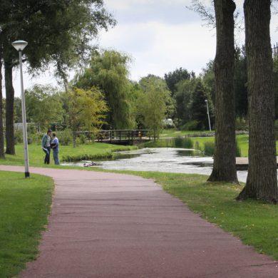 Headerafbeelding wandelpad Rijnsoever