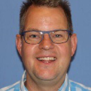 Wijkraadslid Jonathan Weegink