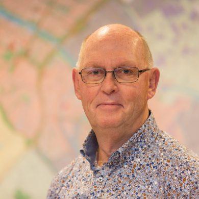 Wijkraadslid Johan Zuijderduijn (2018)