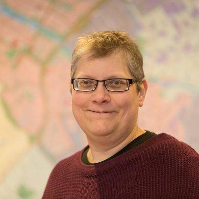 Wijkraadslid Linda Dubbelaar (2018)