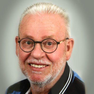 Wijkraadslid Bert Kom