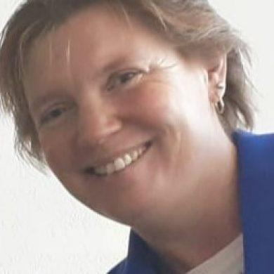 Wijkraadslid Karin Kloos